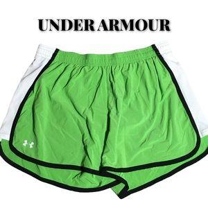 NWOT Under Armour Running Shorts, Size Medium